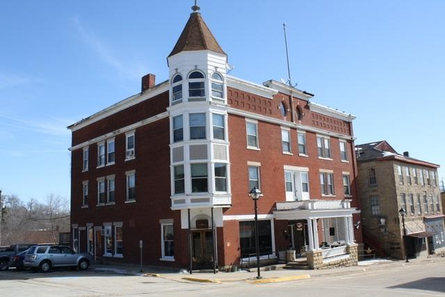 43 High St, Mineral Point, WI 53565 (#1851498) :: Nicole Charles & Associates, Inc.