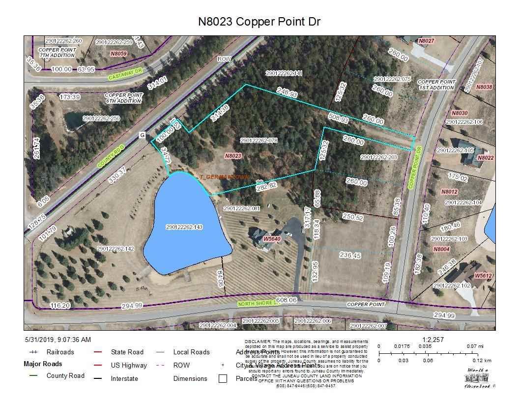 N8023 Copper Point Dr - Photo 1
