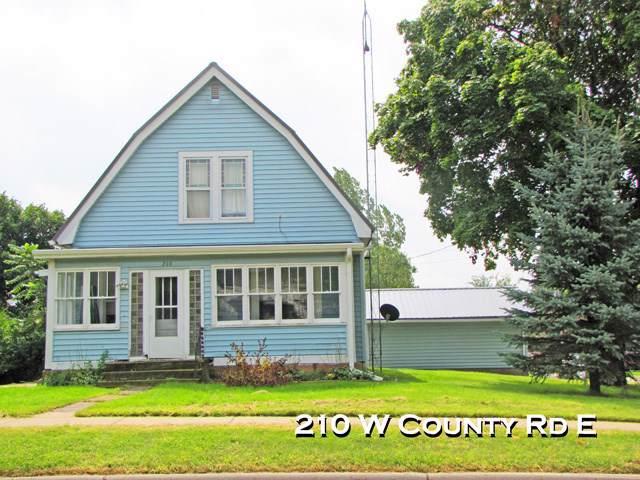 210 W County Road E, Livingston, WI 53554 (#1869753) :: HomeTeam4u
