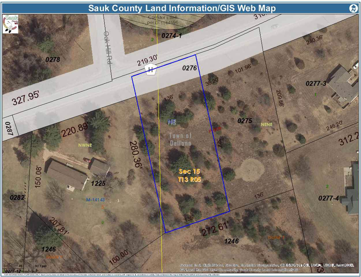 1 Ac County Road H - Photo 1