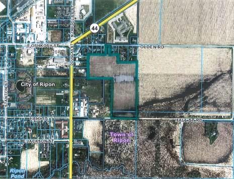 Olden Rd/Hall Street Rd, Ripon, WI 54971 (#1874399) :: Nicole Charles & Associates, Inc.