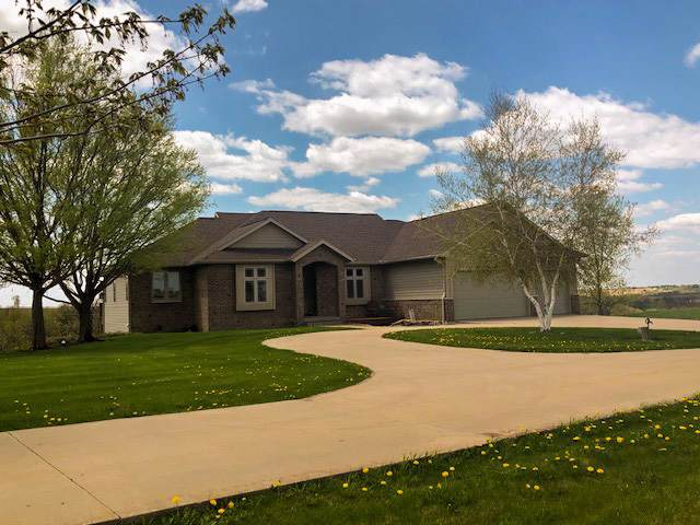 9846 County Road A, Perry, WI 53572 (#1874507) :: Nicole Charles & Associates, Inc.