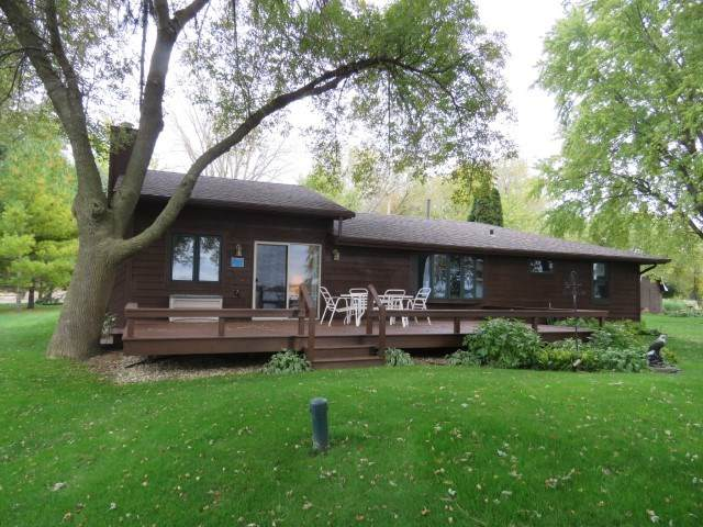 W10181 Hickory Bay Rd, Fox Lake, WI 53933 (#1877494) :: Nicole Charles & Associates, Inc.