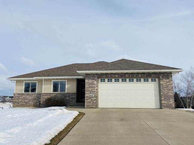 612 E North St, Dodgeville, WI 53533 (#1877555) :: HomeTeam4u