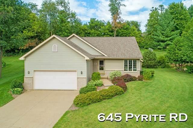 645 Pyrite Rd, Platteville, WI 53818 (#1891281) :: Nicole Charles & Associates, Inc.