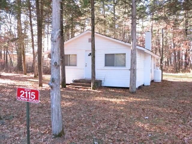 2115 Town Rd, Quincy, WI 53934 (#1898030) :: HomeTeam4u