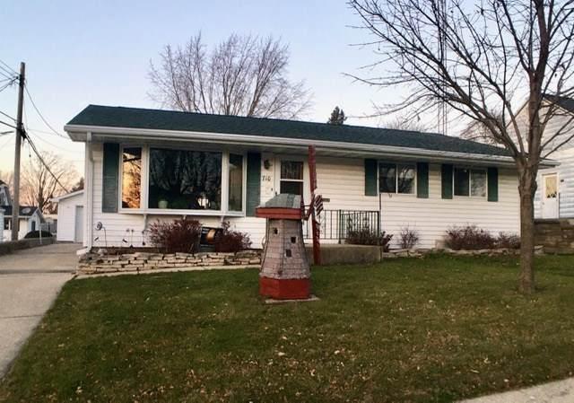 710 W Jefferson St, Waupun, WI 53963 (#1898429) :: Nicole Charles & Associates, Inc.