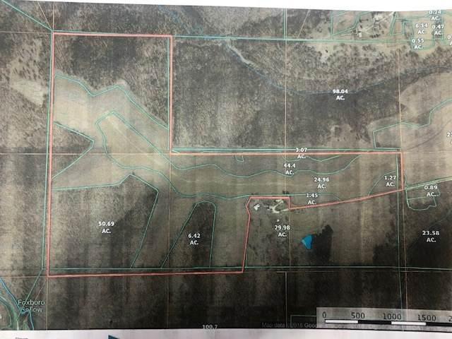 130 Acres Irish Ridge Rd, Woodman, WI 53816 (#1899615) :: Nicole Charles & Associates, Inc.