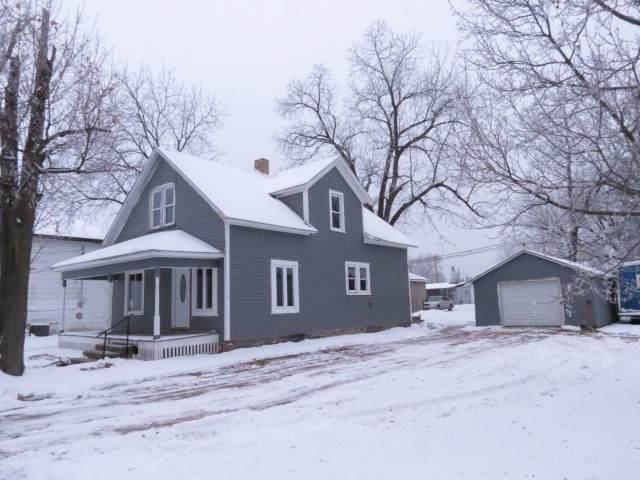 468 Wisconsin St, Wild Rose, WI 54984 (#1900061) :: Nicole Charles & Associates, Inc.