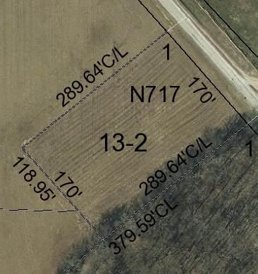N717 Mcintyre Rd, Koshkonong, WI 53538 (#1903966) :: RE/MAX Shine
