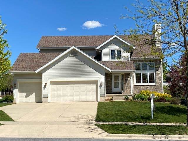 9418 Whippoorwill Way, Madison, WI 53562 (#1908301) :: Nicole Charles & Associates, Inc.