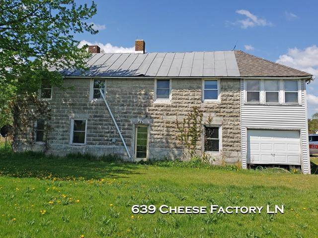 639 Cheese Factory Ln, Platteville, WI 53818 (#1909113) :: Nicole Charles & Associates, Inc.