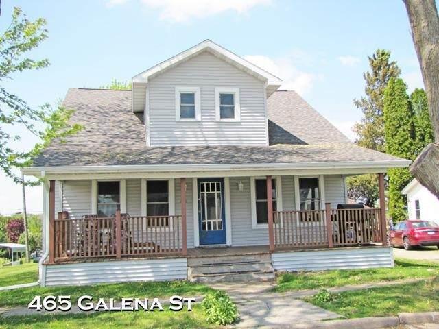 465 Galena St, Benton, WI 53807 (#1909750) :: Nicole Charles & Associates, Inc.