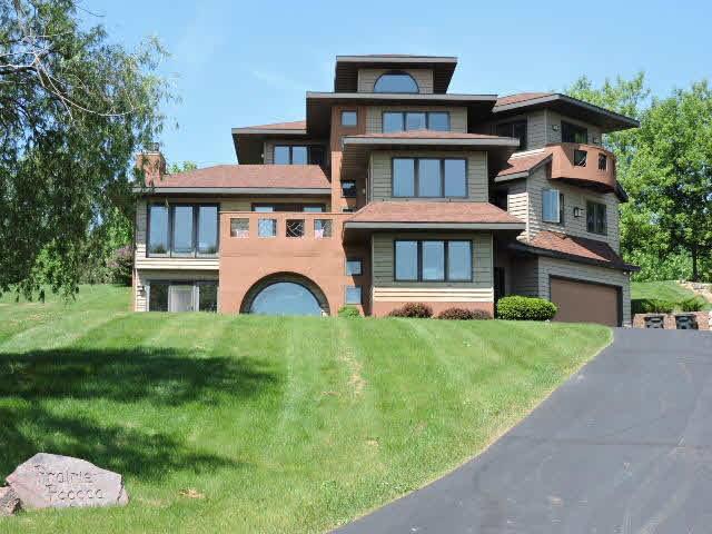N6385 Cedar Ln, Lake Mills, WI 53551 (#354758) :: Nicole Charles & Associates, Inc.