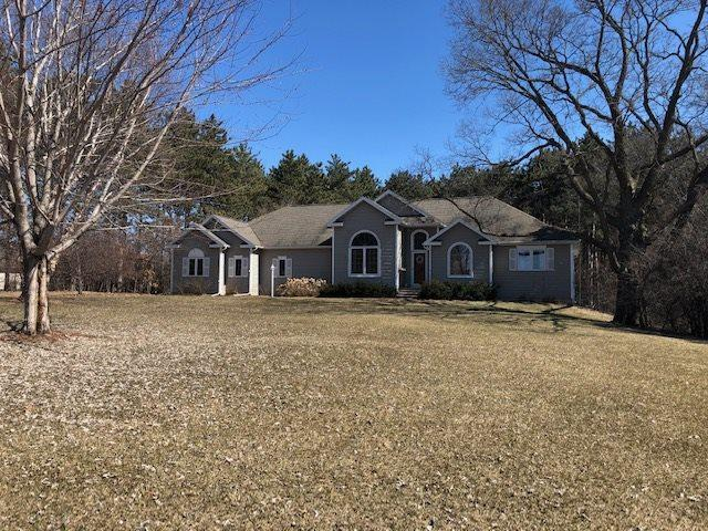 S4110 Whispering Pines Dr, Baraboo, WI 53913 (#1852326) :: Nicole Charles & Associates, Inc.