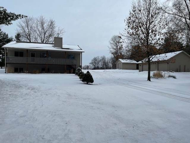 S2962 Coon Bluff Rd, Excelsior, WI 53959 (#1899606) :: Nicole Charles & Associates, Inc.