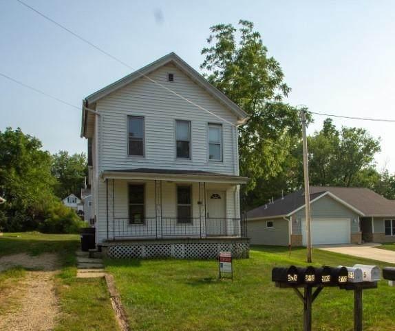 535 W Adams St, Platteville, WI 53818 (#1915316) :: HomeTeam4u