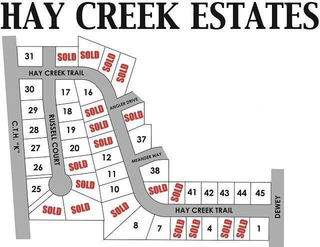 1055 Hay Creek Tr, Reedsburg, WI 53959 (#1764565) :: Nicole Charles & Associates, Inc.