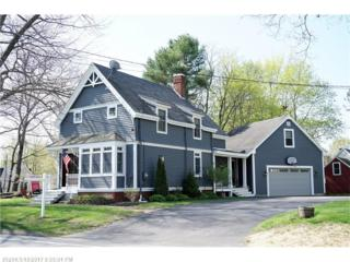 21 West St, Freeport, ME 04032 (MLS #1307116) :: Hergenrother Realty Group Portland