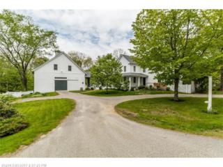 39 Pleasant Hill Rd, Freeport, ME 04032 (MLS #1307591) :: Hergenrother Realty Group Portland