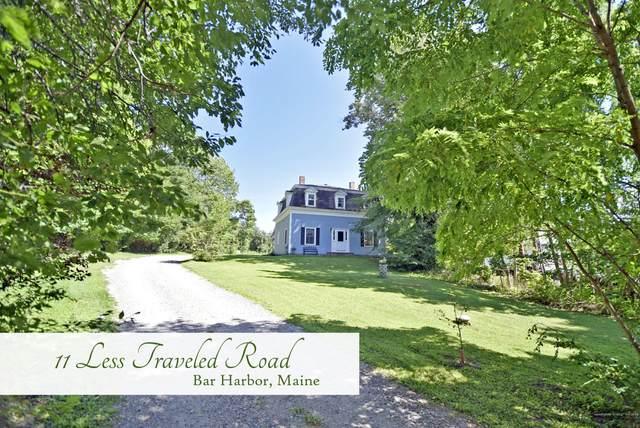 11 Less Traveled Road, Bar Harbor, ME 04609 (MLS #1502576) :: Keller Williams Realty