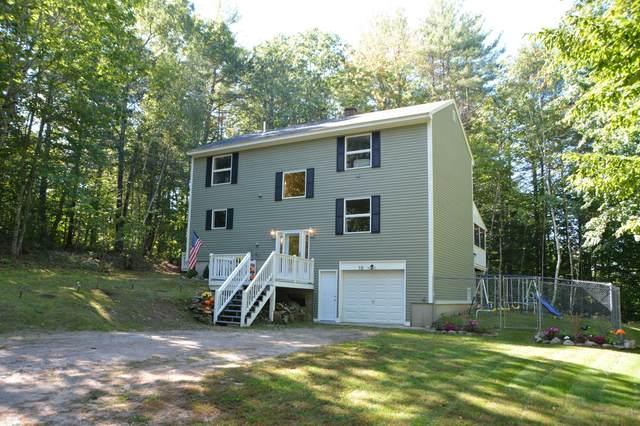 10 Woodland Trail, Casco, ME 04015 (MLS #1488950) :: Linscott Real Estate