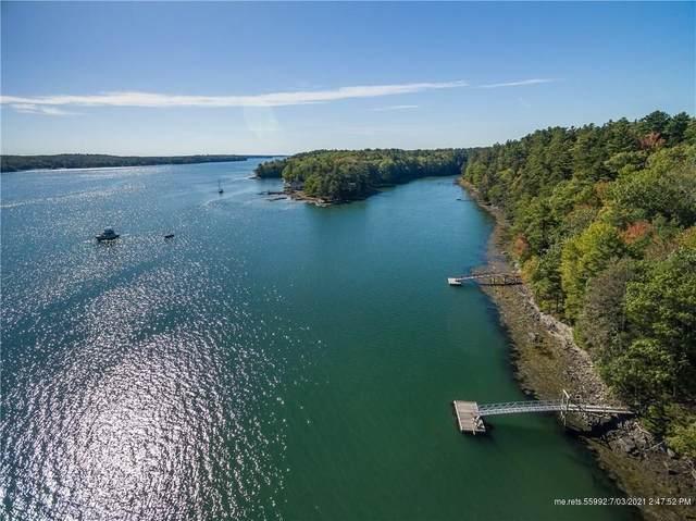 107 Cove Side Way, Westport Island, ME 04578 (MLS #1497962) :: Keller Williams Realty