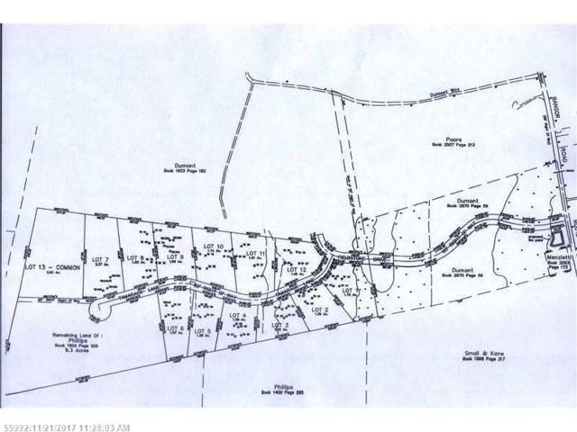 0 Forest Ridge Subdivision, Lot 11P, Ellsworth, ME 04605 (MLS #1089654) :: Acadia Realty Group