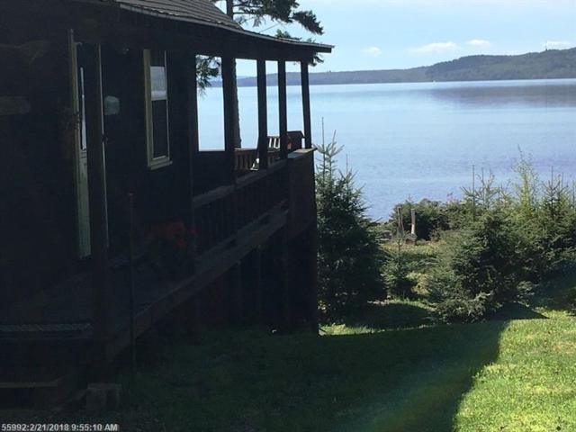 35 Cove Ln, Tomhegan Twp, ME 04478 (MLS #1312190) :: DuBois Realty Group