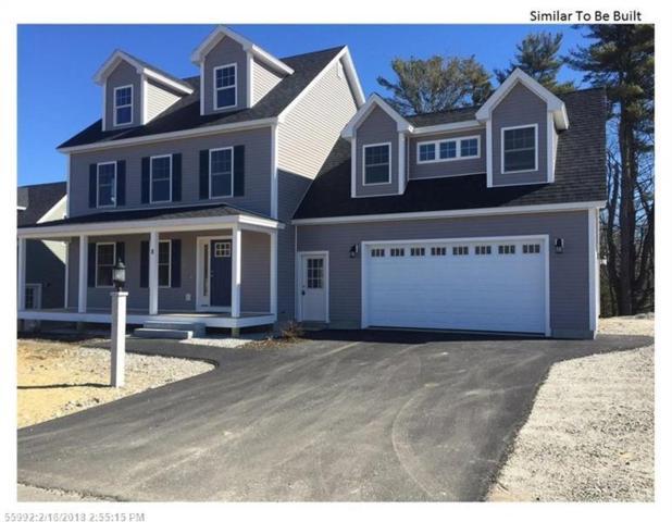 Lot 6 Fuller Road, Cumberland, ME 04110 (MLS #1313603) :: Keller Williams Coastal Realty