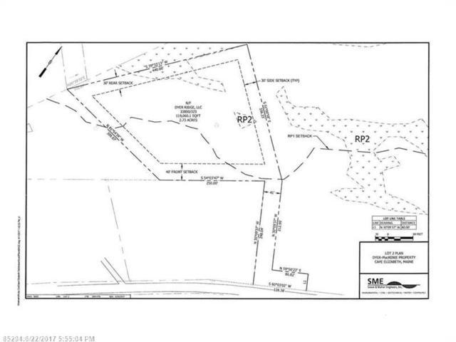 00 Sawyer Rd, Cape Elizabeth, ME 04107 (MLS #1314061) :: Keller Williams Coastal Realty