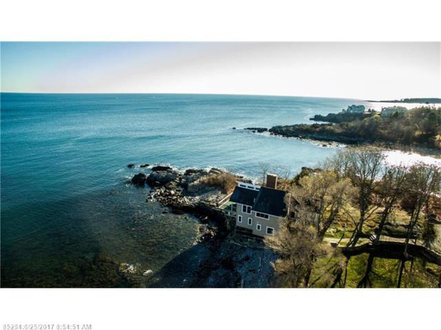 1122 Shore Rd, Cape Elizabeth, ME 04107 (MLS #1314338) :: Keller Williams Coastal Realty