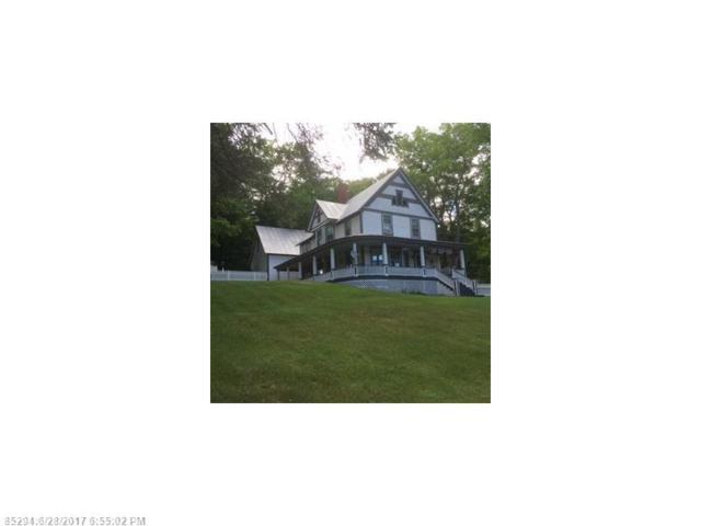 38 Norton Hill Rd, Strong, ME 04983 (MLS #1315004) :: Keller Williams Coastal Realty