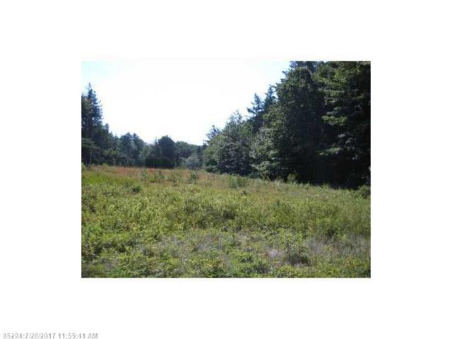 0 Parker Point Road Map 8 Lot 22, Blue Hill, ME 04614 (MLS #1319134) :: Acadia Realty Group