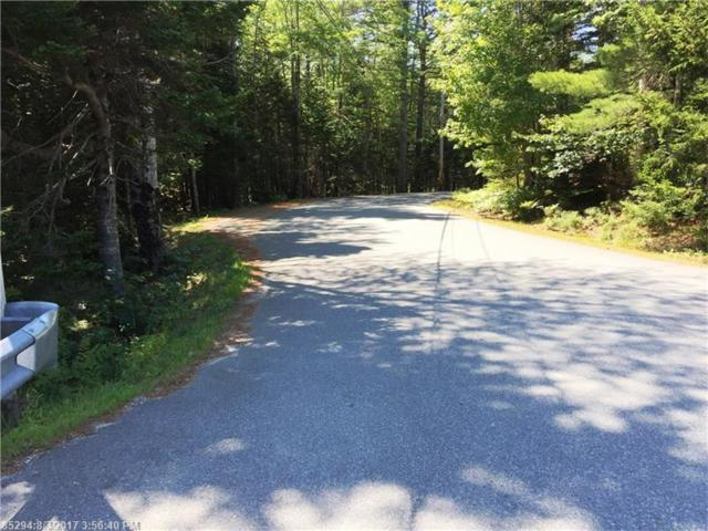 Lot #2 Denning Brook Road, Mount Desert, ME 04660 (MLS #1319620) :: Acadia Realty Group