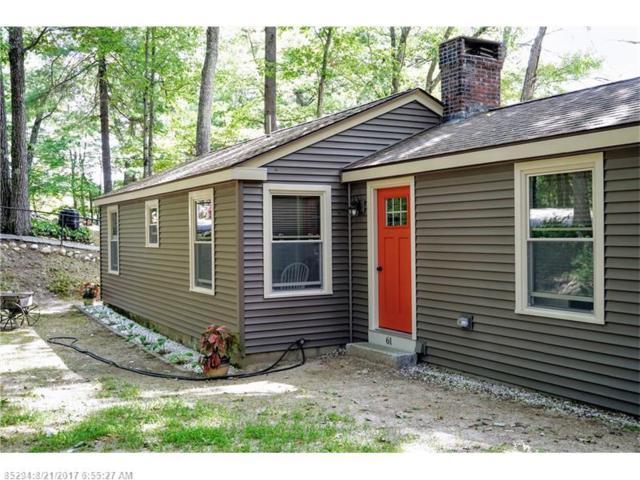 61 Pettingill Rd, Windham, ME 04062 (MLS #1322259) :: Keller Williams Coastal Realty