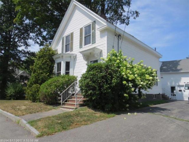 52 Pleasant St, Westbrook, ME 04092 (MLS #1322479) :: Keller Williams Coastal Realty