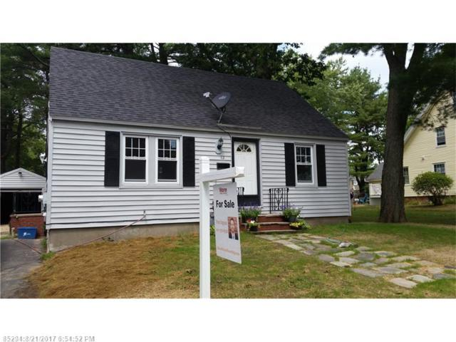 12 Edgeworth Ave, Portland, ME 04103 (MLS #1322665) :: Keller Williams Coastal Realty