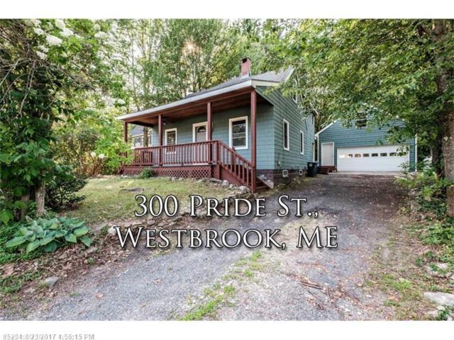 300 Pride St, Westbrook, ME 04092 (MLS #1323430) :: Keller Williams Coastal Realty