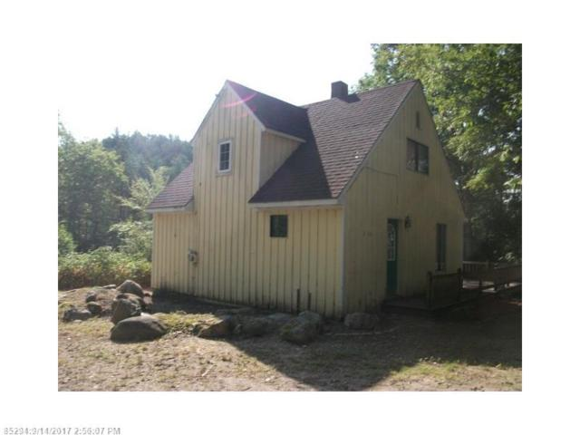 266 Mines Rd, Blue Hill, ME 04614 (MLS #1326281) :: Acadia Realty Group