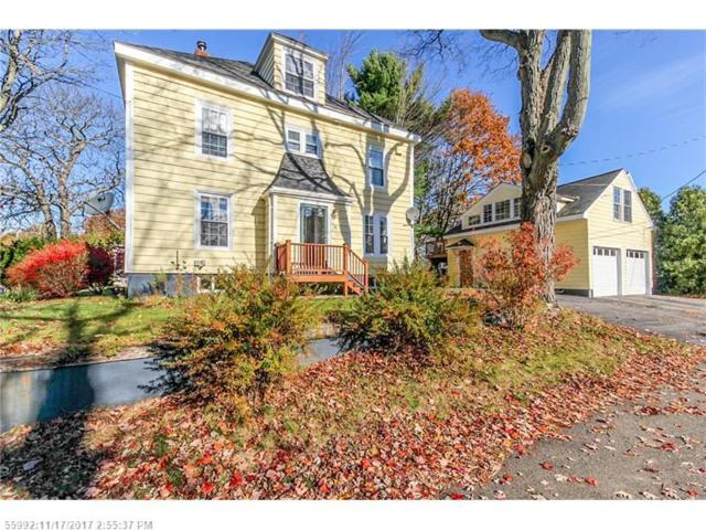 25 Crescent Ave, South Portland, ME 04106 (MLS #1331905) :: The Freeman Group