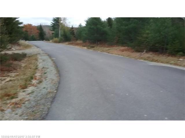 Lot 9 Kebo Ridge Rd, Bar Harbor, ME 04609 (MLS #1332828) :: Acadia Realty Group