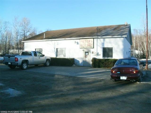 16 Beech St, Millinocket, ME 04462 (MLS #1332979) :: Acadia Realty Group