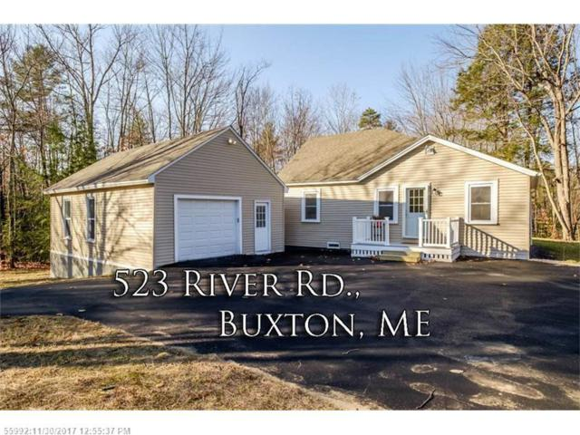 523 River Rd, Buxton, ME 04093 (MLS #1333732) :: The Freeman Group