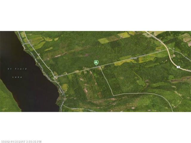 Map 002 Quimby Rd, Winterville Plt, ME 04788 (MLS #1333773) :: DuBois Realty Group