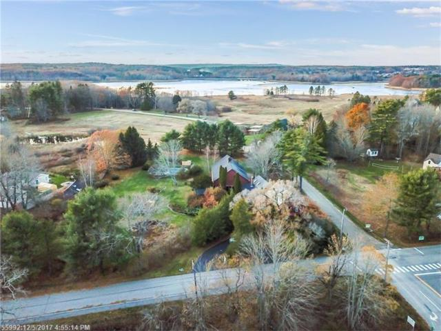 116 Us Route 1, Falmouth, ME 04105 (MLS #1334077) :: The Freeman Group