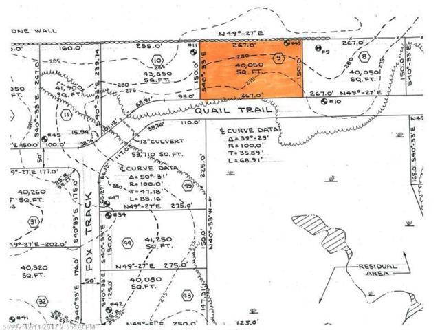 Lot #9 Quail Trl, Buxton, ME 04093 (MLS #1334459) :: The Freeman Group