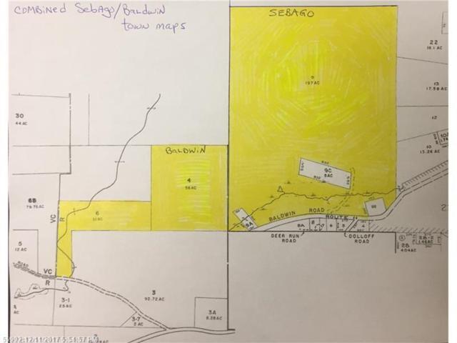 Lot 1 Route 11, Sebago, ME 04029 (MLS #1334491) :: The Freeman Group