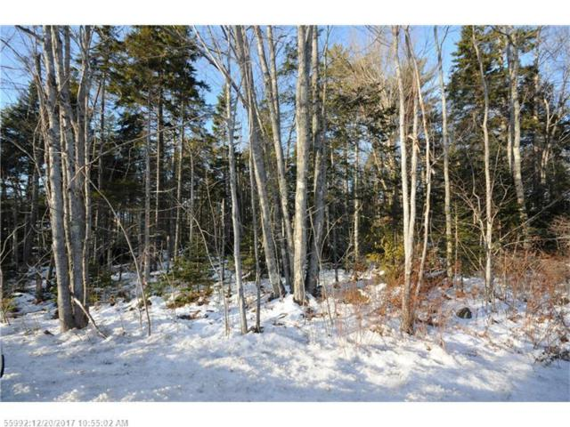 Lot 33-2 Beechland Rd, Ellsworth, ME 04605 (MLS #1334702) :: Acadia Realty Group