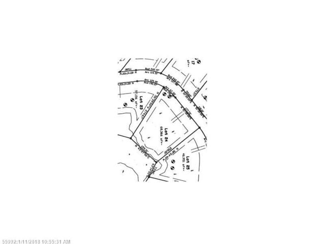 Lot 24 Sand Hill Dr, Durham, ME 04222 (MLS #1336037) :: DuBois Realty Group